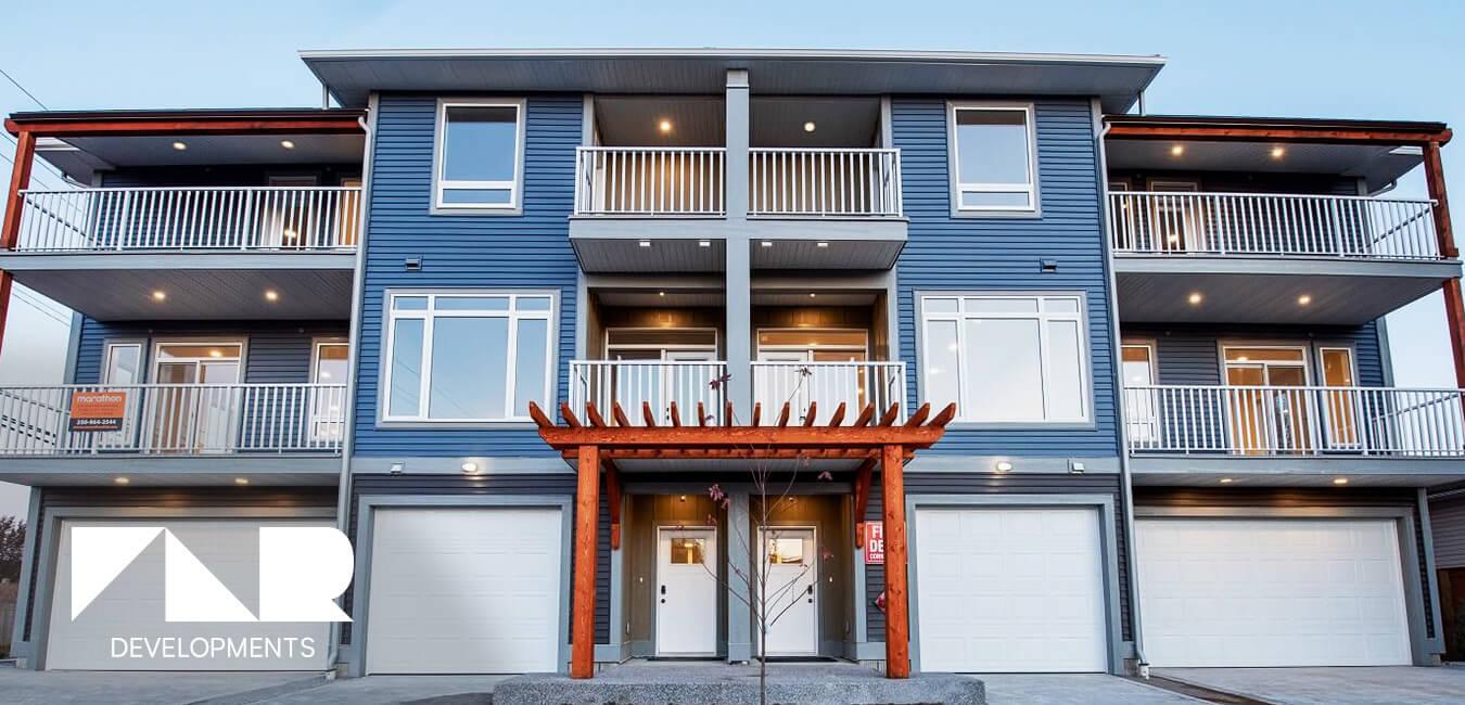 Multi-Unit Residential Homes