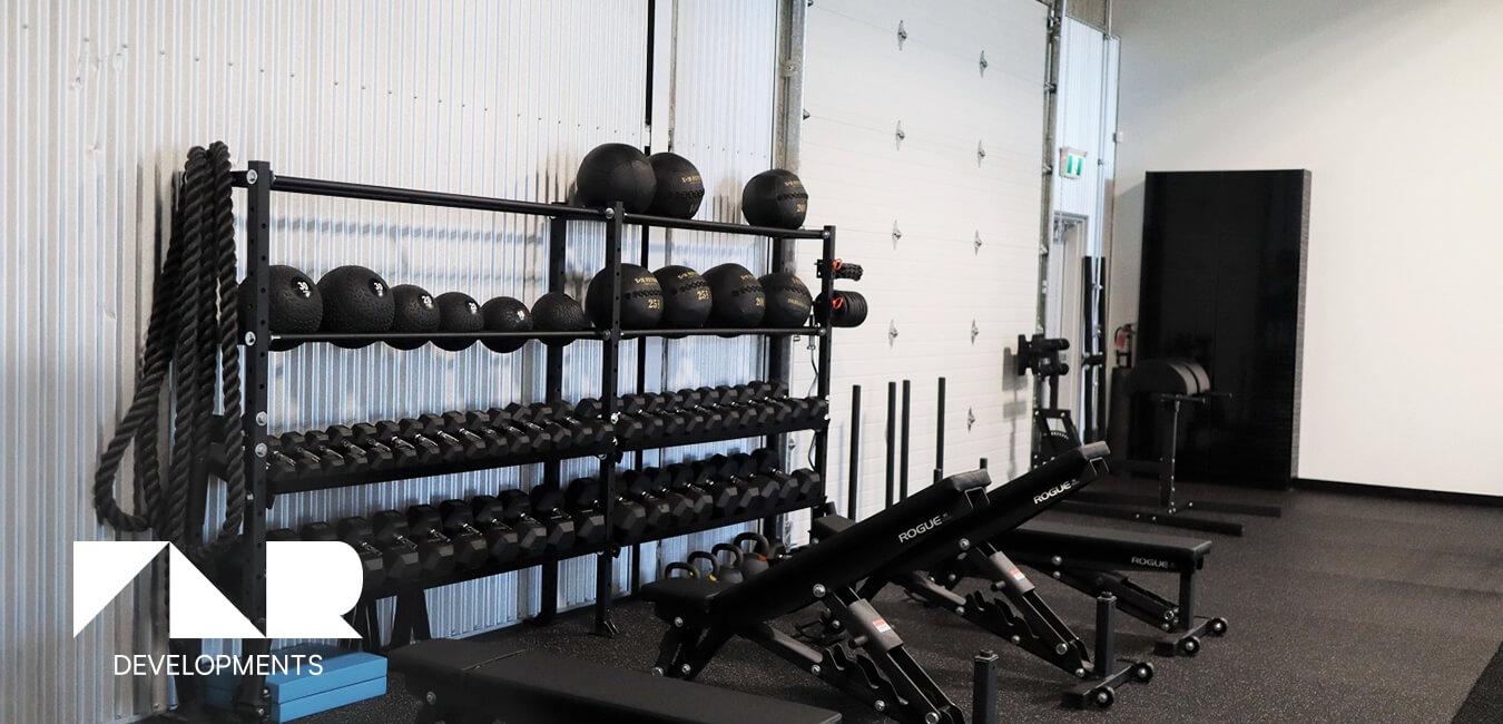 Dash Training Facility